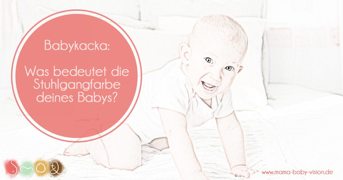 11 Farbnuancen Von Baby Stuhlgang Der Sich In Der Windel Findet